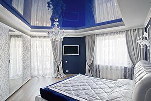 Заказать глянцевый потолок в Дмитрове