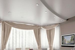 Заказать матовый потолок в Дмитрове